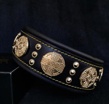 Bestia Maximus dog collar