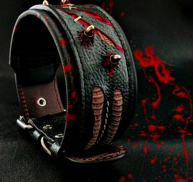"The ""Haunted'' collar"