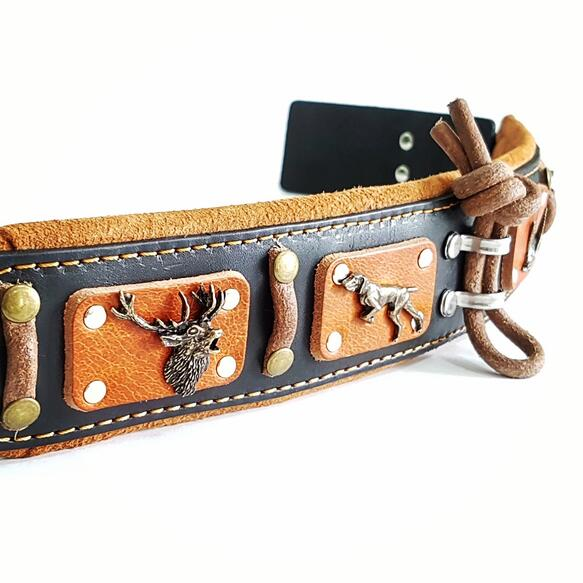 Bestia big dog collar